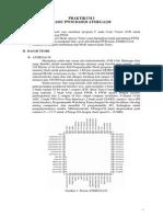PWM based Mikrokontroller ATMEGA128