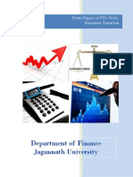 Critically Budget Analysis FY11-12