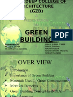 Green Buildings....