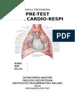 MODUL Cardio Respiii