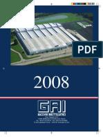 Catalogo Generale Gai 08