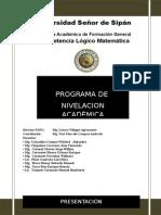 LIBRO Nivelacion 2015
