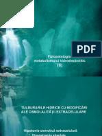 Hidroelectrolitic