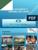 Presentacion Uso Racional Del Agua