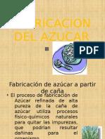 Fabricacion Del Azucar