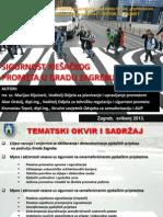 Krunoslav Tepessigurnost Pjesackog Prometa u Zagrebu