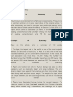 Summary Writsteps to knowing