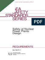 IAEA NS-R-1