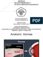 Revisi Ppt Keratitis Herpetika