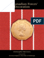 The Canadian Forces Decoration