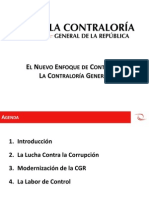 Nuevas concepciones en el control interno publico