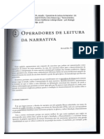 Operadores de Leitura Da Narrativa - Franco Júnior