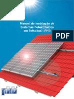 PHB - Manual de Instalação Para SFV Em Telhados