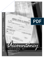 NCERT Class 11 Accountancy Part 1