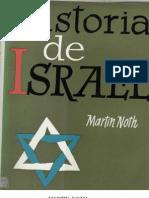 Martin Noth - Historia de Israel