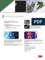 Thin Physics Insulation