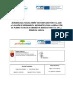 Metodologia para diseño de inventario forestal.pdf