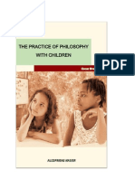 BRENIFIER, O. the Practice of Philosophy With Children 1