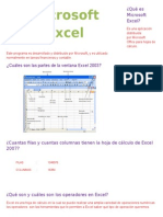 Qué Es Microsoft Excel