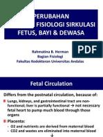 Kp-3-2-2-Perubahan Anatomi Fisiologi Sirkulasi Fetus, Bayi, Dewasa