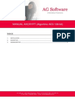 Manual AXCrypt