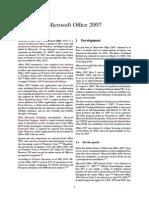 Microsoft Office 2007 Manual Pdf