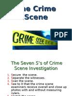 crime scene processing  2