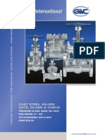 GWC Cast Steel