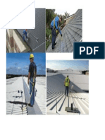 Fall Arrest Roof Safety Line Info