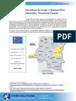 RDC - 14 Mois Des Présidentielles l'Incertitude Persiste