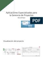 Aplicaciones Especializadas Para Gp - Clase 2