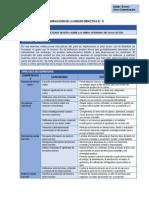 COM - Planificación Unidad 5 - 3er Grado (2).docx