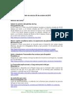 Boletín de Noticias KLR 05OCT2015