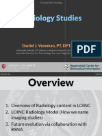 2015 08 - LOINC - Radiology Studies