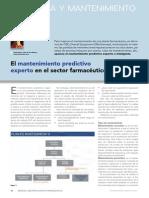 Article El Mantenimiento Predictivo Experto en El Sector Farmaceacuteutico Www.farmaindustrial.com