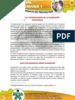 61481991 Generalidades Planeacion Estrategica Sem 1 (1)