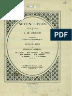 Fiocco Allegro Violin