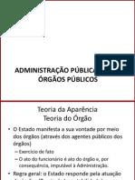2014-10-22 - Direito Administrativo -Bloco 08 Organização Administrativa - Adm Pública Direta.pdf