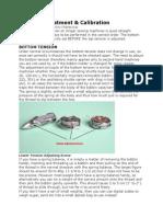 Guía técnica para maquinas de coser Singer