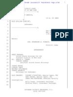 Ross Ulbricht Sentencing