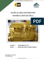 Manual Instruccion Sistemas Combustible Motores Gat 3 Caterpillar
