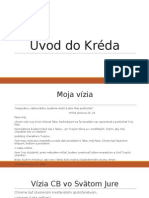 Úvod Do Kréda PPT