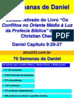 70 Semanas de Daniel