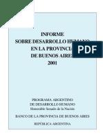 Argentina Buenos Aires 2001 Sp