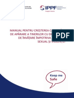 Manual Pentru Tinerii Cu Dizabilitati