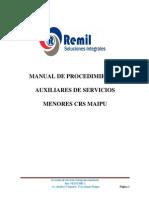 Manual de Procedimientos y Normas Hospitalaria