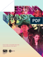 Investing in Music