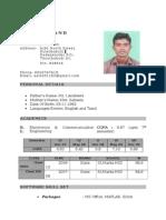 resume model.doc