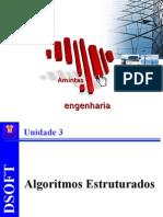 Cálculo Numérico - Unidade 3 - Algoritmos Estruturados