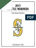 2015 - Final Stats